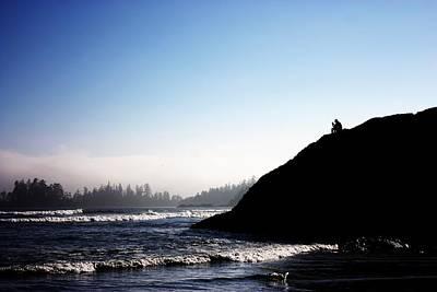 Photograph - Long Beach Meditation by Tara Lowry