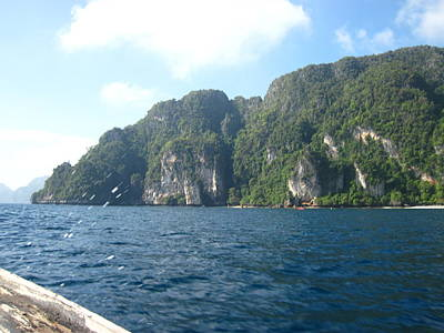 Long Boat Tour - Phi Phi Island - 011312 Art Print by DC Photographer