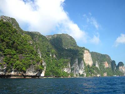 Long Photograph - Long Boat Tour - Phi Phi Island - 011319 by DC Photographer