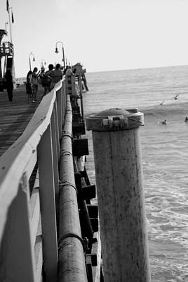 San Clemente Ca Photograph - Long Dreams by Rae Berge
