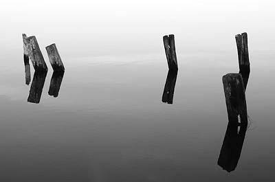 Photograph - Long Forgotten by Luke Moore