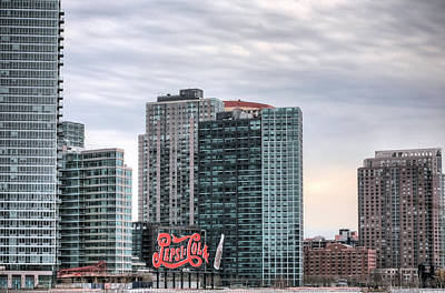 Photograph - Long Island City by JC Findley