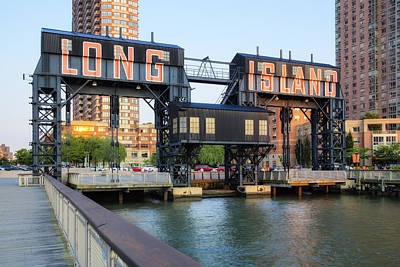 Photograph - Long Island City  by Susan Candelario