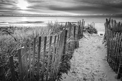 Sunrise At The Beach Photograph - Long Island In A Picture by Ryan Moore