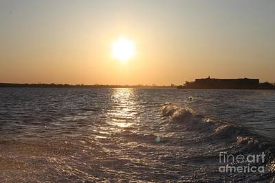 Long Island Sunrise Art Print