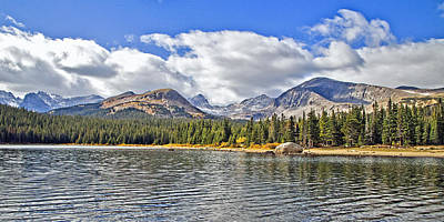 Long Lake Colorado Art Print