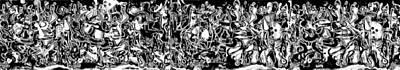 Long Series -- Archetype Art Print by George Curington
