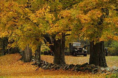 Photograph - Long-term Parking by Gerald Hiam