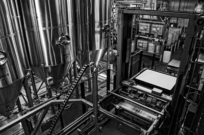Photograph - Long Trail Brewing Company by Mike Martin