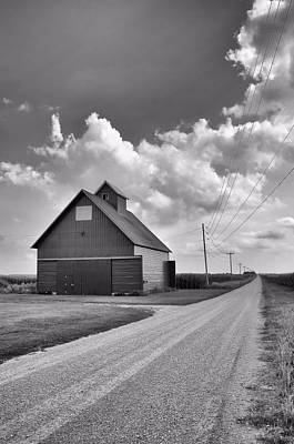 Photograph - Long Way Home by Tom Druin