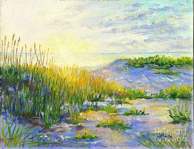 Longboat Key  Sunset Art Print