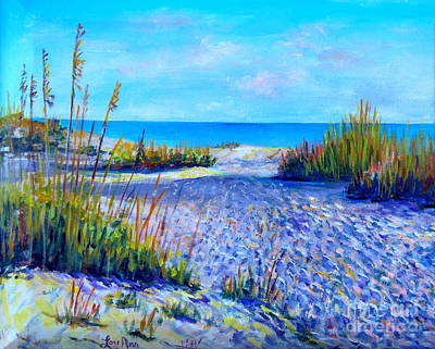 Painting - Longboat Key View by Lou Ann Bagnall
