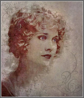 Longing... Art Print by Marie  Gale