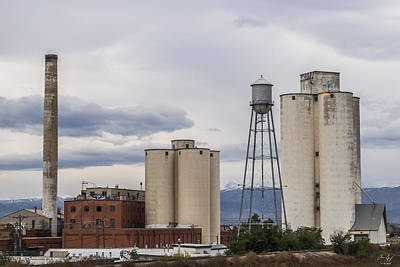 Photograph - Longmont Sugar Mill by Aaron Spong