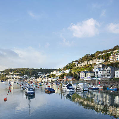 Photograph - Looe Cornwall England by Colin and Linda McKie