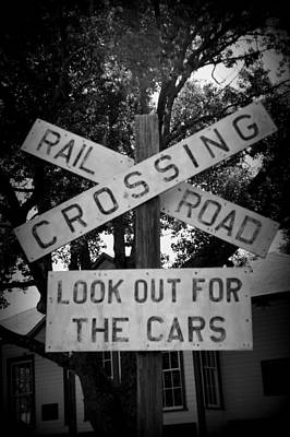 Look Out For Cars Art Print