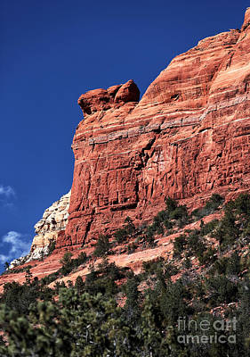 Look Out Point In Sedona Art Print
