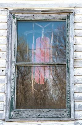 Photograph - Look Through My Window II by Guy Whiteley