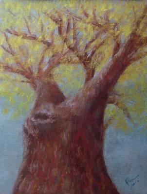 Pastel - Look Up by Joann Renner