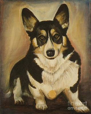 Ontario Portrait Artist Painting - Lookin' Good by Sheila Diemert
