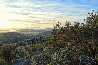 Photograph - Looking At The Horizon - Santa Rosa Hills by Glenn McCarthy