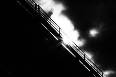 Kafka Photograph - Looking At The Sun by Bob Orsillo
