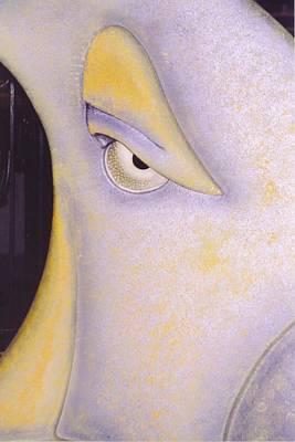 Looking At You Art Print by Robert Floyd