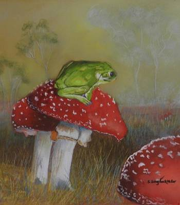 Looking For Fairies Original by Sandra Sengstock-Miller