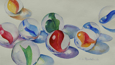 Painting - Looking For These? by Cynthia Roudebush