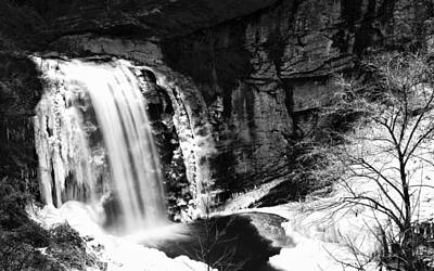Wall Art - Photograph - Looking Glass Falls by Daniel Amick