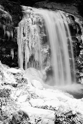 Wall Art - Photograph - Looking Glass Falls II by Daniel Amick