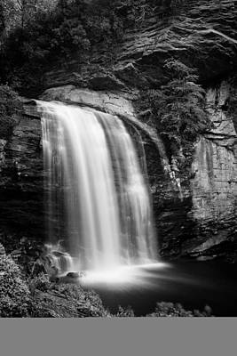 Photograph - Looking Glass Falls Number 21 by Ben Shields