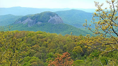 Photograph - Looking Glass Rock 2 In The Spring by Duane McCullough