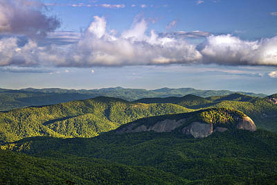 Wood Mill Photograph - Looking Glass Rock by Andrew Soundarajan