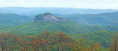 Photograph - Looking Glass Rock In The Spring by Duane McCullough