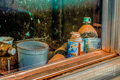 Photograph - Looking In The Window by Jon Burch Photography