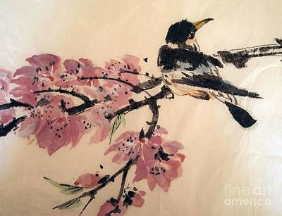 Painting - Looking Pretty by Nancy Kane Chapman