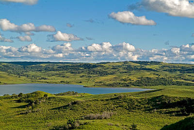 Photograph - Looking South In South Dakota by Michael Flood
