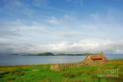 Photograph - Looking To The Summer Isles by John Kelly