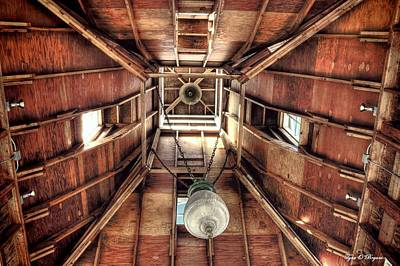Photograph - Looking Up Into The Bell Tower by Tyra  OBryant