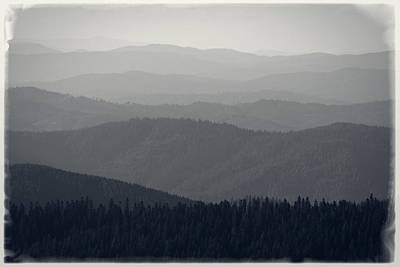 Photograph - Lookout Butte 3 by Niels Nielsen