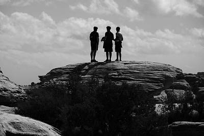 Photograph - Lookout Rock by Aidan Moran