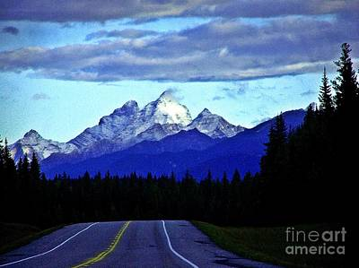 Photograph - Looming Large by Christian Mattison