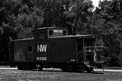 Photograph - Loose Caboose by Cathy Shiflett