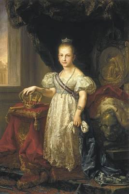 Lopez Y Porta�a, Vicente 1772-1850 Art Print by Everett