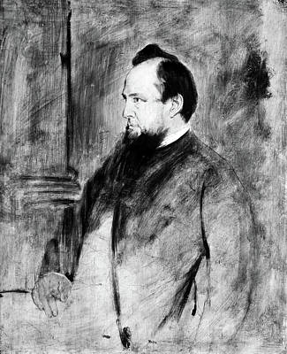 Seraphim Painting - Lord Acton (1834-1902) by Granger