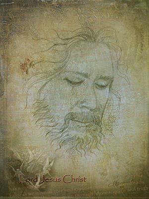 Lord Jesus Christ Art Print