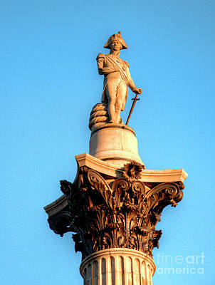 Lord Admiral Nelson Photograph - Lord Nelson by Deborah Smolinske