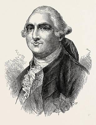 Final Drawing - Lord Shelburne, He Was An Irish-born British Whig Statesman by English School