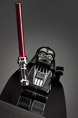 Wall Art - Photograph - Lord Vader by Samuel Whitton